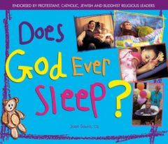 Does God Ever Sleep e-book, Joan Sauro