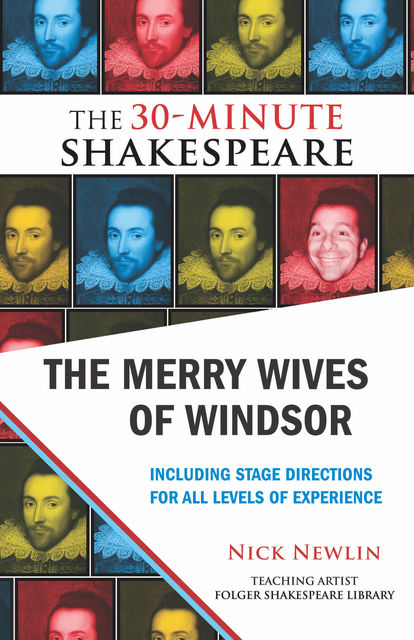 The Merry Wives of Windsor: The 30-Minute Shakespeare, William Shakespeare