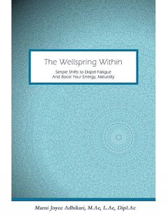The Wellspring Within: Simple Shifts to Dispel Fatigue and Boost Your Energy, Naturally, A.C, Marni Joyce Adhikari