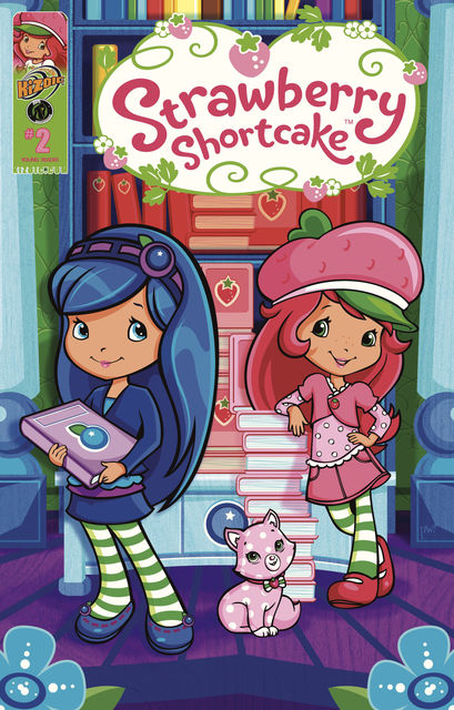 Strawberry Shortcake Vol.1 Issue 2, Georgia Ball