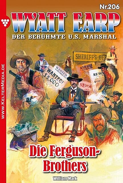 Wyatt Earp 206 – Western, William Mark