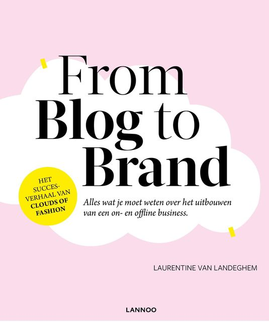From blog to brand, Laurentine Van Landeghem