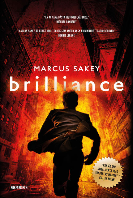 Brilliance, Marcus Sakey