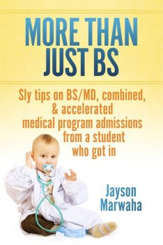 More Than Just BS, Jayson Marwaha