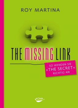The Missing Link, Roy Martina