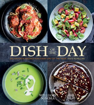 Dish of the Day, Kate McMillan