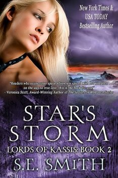 Lords of Kassis. Book 2. Star's Storm, S.E.Smith