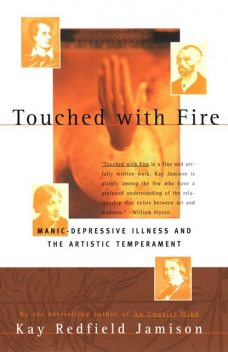 Touched With Fire, Jamison, Kay Redfield