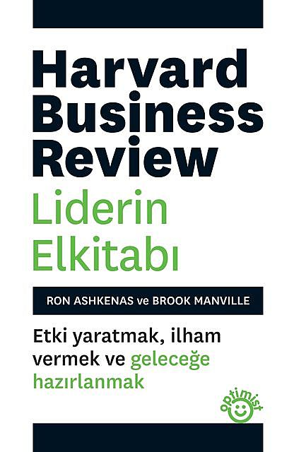 Liderin El Kitabı, Harvard Business Review
