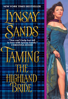 Taming the Highland Bride, Lynsay Sands