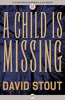 A Child Is Missing, David Stout