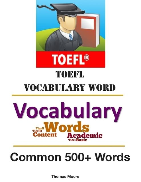 Ielts Vocabulary Word – Common 500+ Words, Adrian Jackson