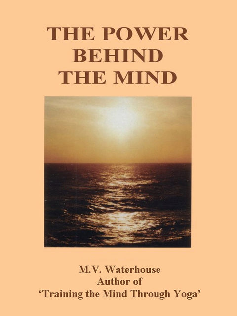 The Power Behind The Mind, Majorie Waterhouse