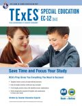 Texas TExES Special Education EC-12 (161) Book + Online, Editors of REA