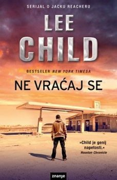 Ne vraćaj se, Lee Child