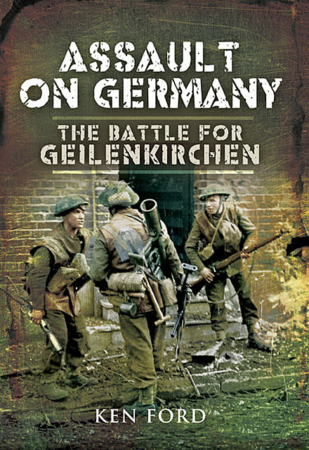 The Assault on Germany, Ken Ford