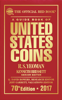 A Guide Book of United States Coins 2018, R.S.Yeoman