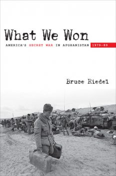 What We Won, Bruce Riedel