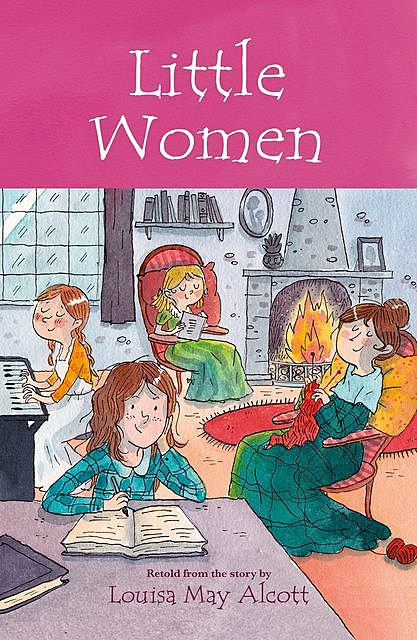 Little Women, Louisa May Alcott, Samantha Newman