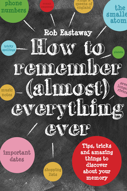 How to Remember (Almost) Everything, Ever!, Rob Eastaway