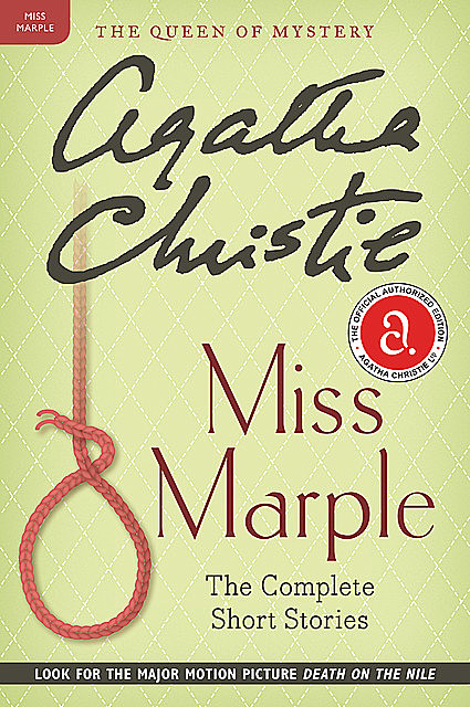 Complete Short Stories Of Miss Marple, Agatha Christie