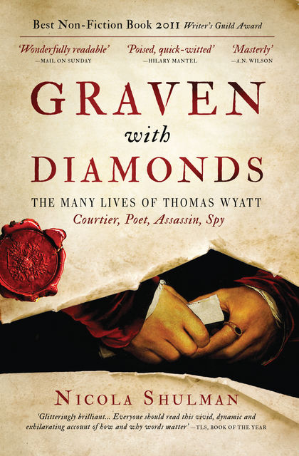 Graven with Diamonds, Nicola Shulman