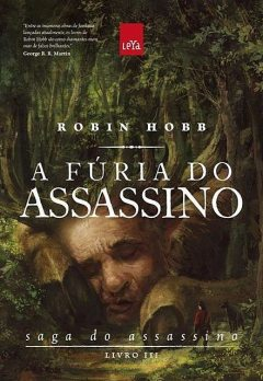 A Fúria do Assassino, Robin Hobb