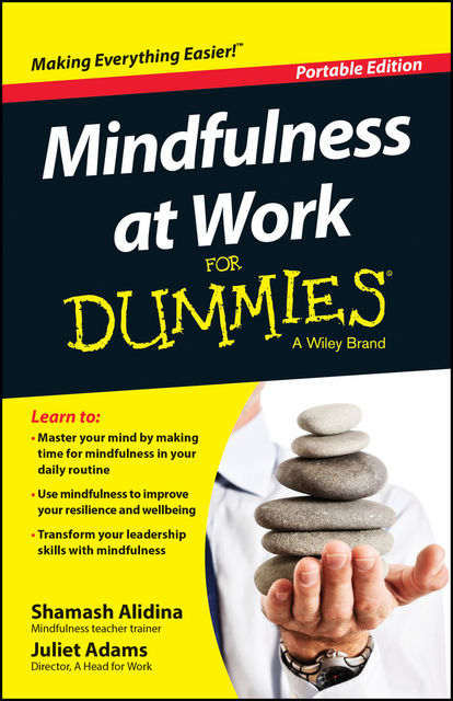 Mindfulness At Work For Dummies, Shamash Alidina, Juliet Adams