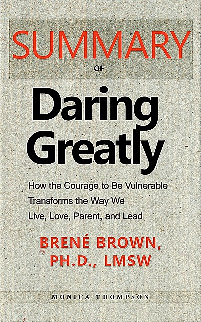 WORKBOOK For Daring Greatly, HAPPY PUBLISHERS, Stone MILES