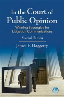 In the Court of Public Opinion, James F. Haggerty