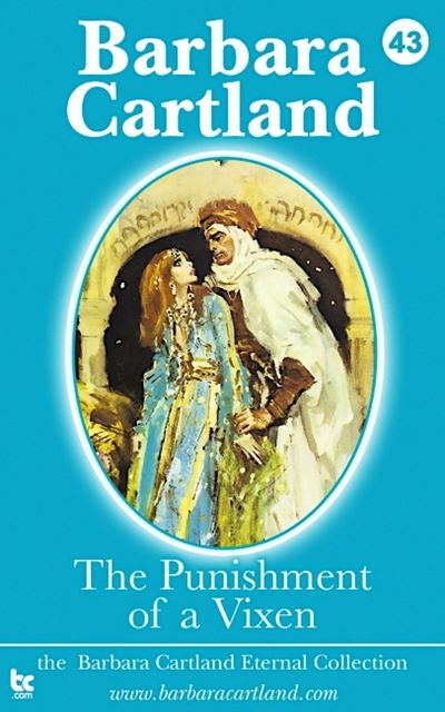 The Punishment of a Vixen, Barbara Cartland
