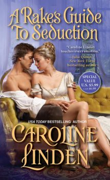 A Rake's Guide to Seduction, Caroline Linden