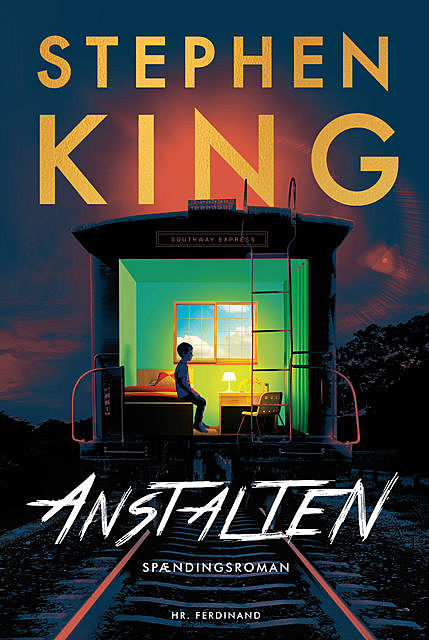 Anstalten, Stephen King