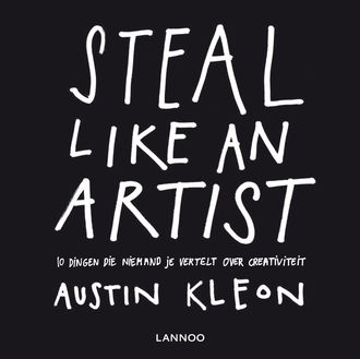 Steal like an artists, Austin Kleon