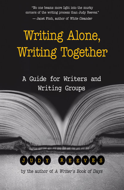 Writing Alone, Writing Together, Judy Reeves