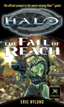 The Fall of Reach, Eric Nylund