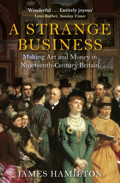 A Strange Business, James Hamilton