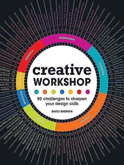 Creative Workshop, David Sherwin