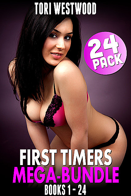First Timers Mega Bundle 24-pack – Books 1 to 24, Tori Westwood