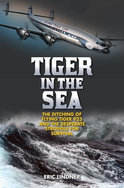 Tiger in the Sea, Eric Lindner