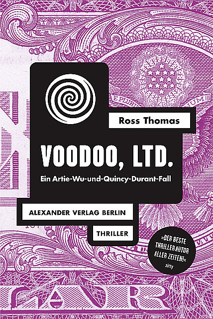 Voodoo, Ltd, Ross Thomas