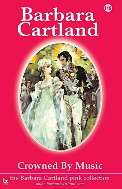 Crowned by Music, Barbara Cartland