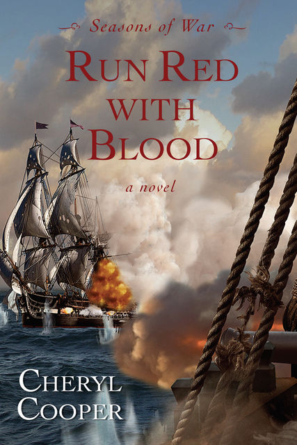 Run Red with Blood, Cheryl Cooper