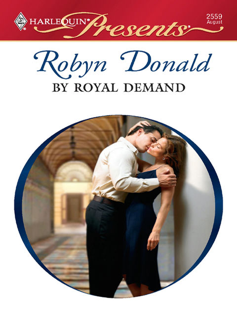By Royal Demand, Robyn Donald