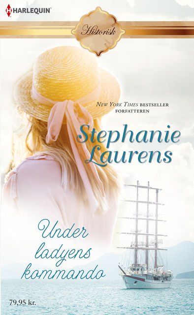 Under ladyens kommando, Stephanie Laurens