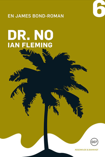 Dr. No, Ian Fleming