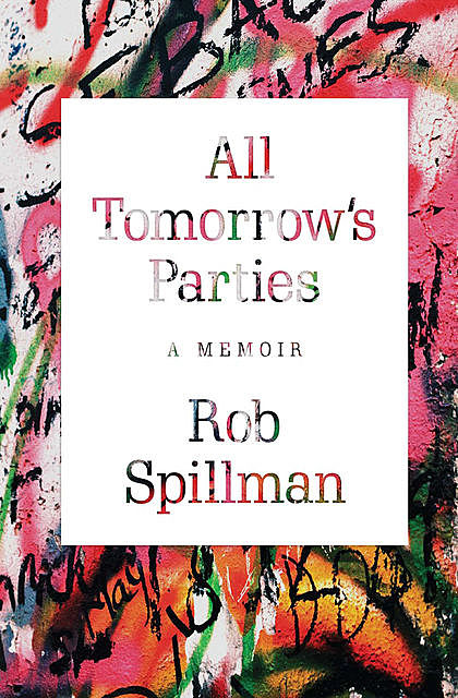 All Tomorrow's Parties, Rob Spillman