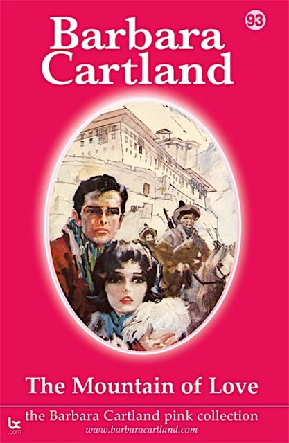 The Mountain of Love, Barbara Cartland