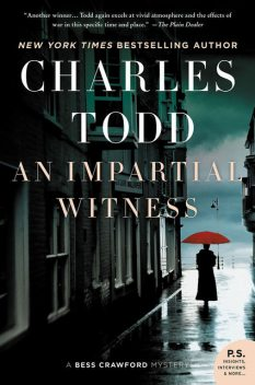 An Impartial Witness, Charles Todd