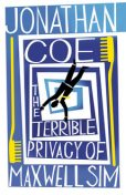The Terrible Privacy Of Maxwell Sim, Jonathan Coe
